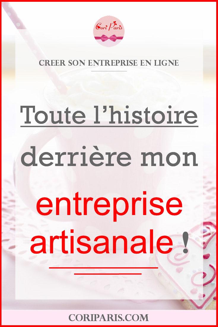 Cori Paris : toute l'histoire derrière mon entreprise artisanale / créer sa boutique en ligne